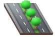 Four-lane Road with Trees.png