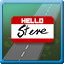 Its called steve.png