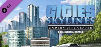 Content Creator Pack: Modern City Center